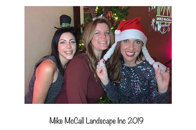 Mike McCall Landscape Inc 2019
