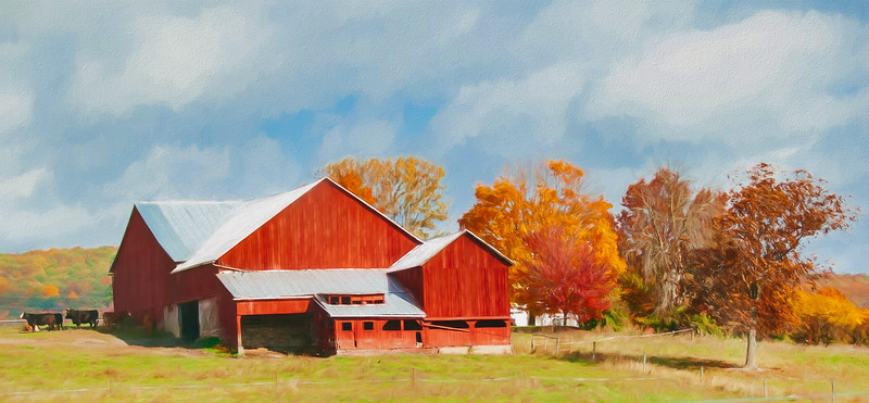 Photo Art - Rural Scenery