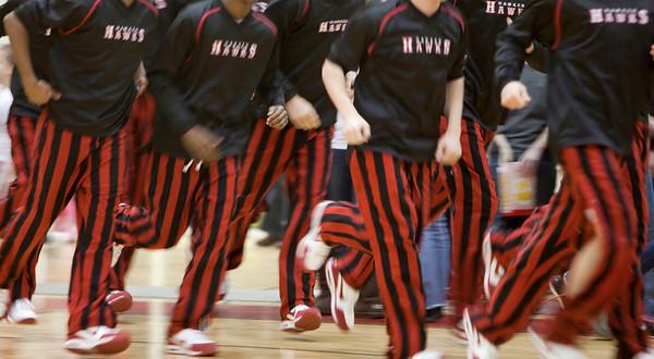 Hawken Basketball