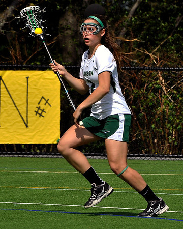 BABSON WOMEN LAX  select images  4.21.2012