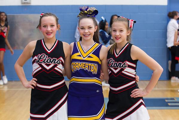 2016 Gaston County Cheer Showcase - 3/1/16