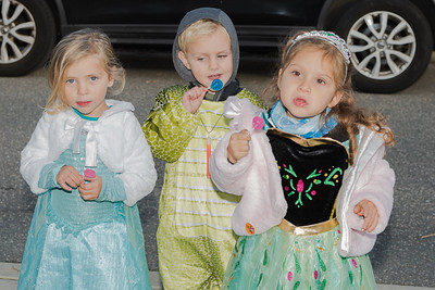 Colette and Friends Halloween 2020