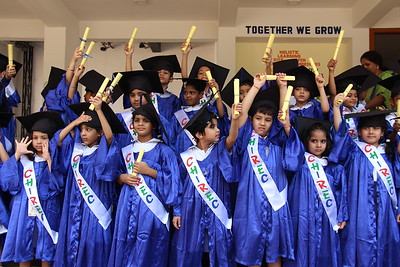 Graduation Day Pre-Primary 2017
