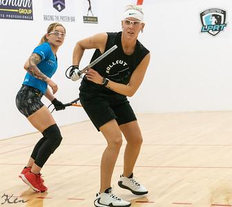 2021-08-12 Women's Singles - LPRT Pro 32s Rhonda Rajsich over Maria Riquelme