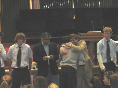 2006 Soccer Ring Presentation