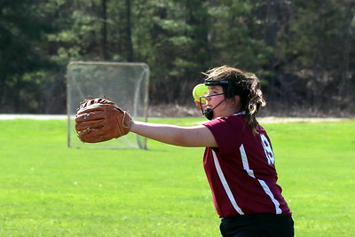Middle School Girls Softball season 2018