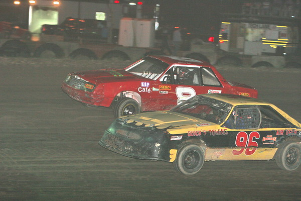 South Buxton Raceway, Merlin, ON, September 3, 2006