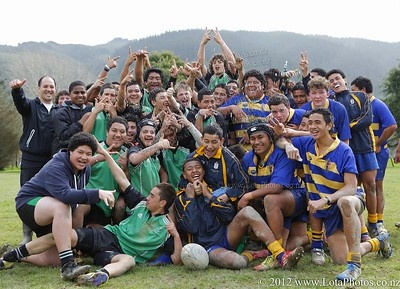 Sep 12 - Rugby - St Bern v Wainui