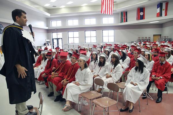 Goshen High School Graduation
