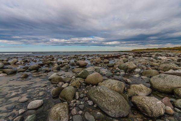 Strendene / The beaches
