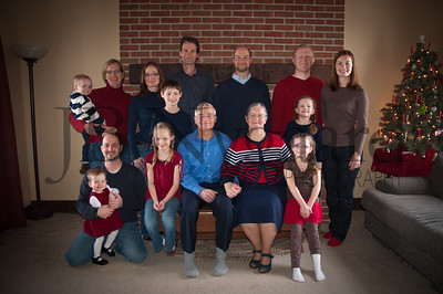 Family - Schrock 2012