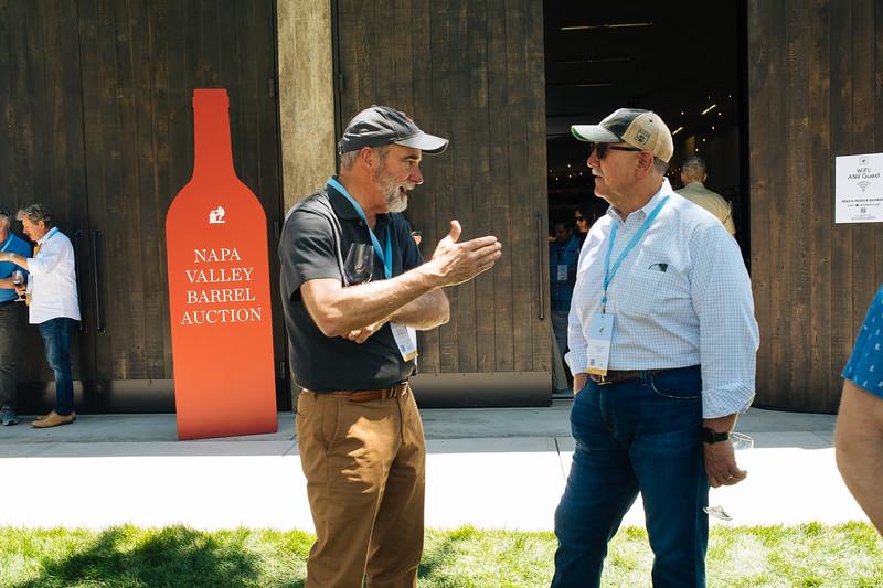 2019 Napa Valley Barrel Auction