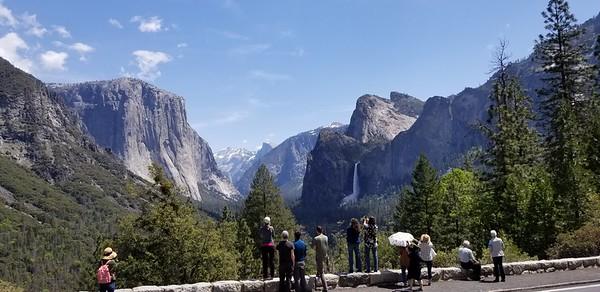 Yosemite May 2019