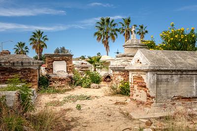 A visit to Panteón San José del Cabo