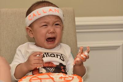 Callan's 1st Birthday