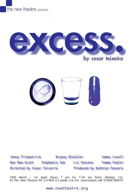 Excess poster