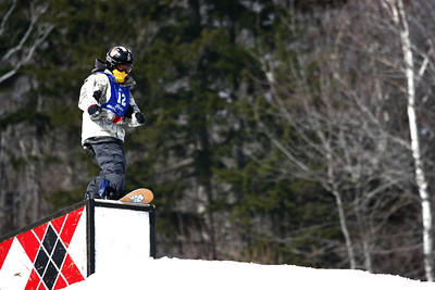 Halfpipe and Slopestyle at Mt. Snow 2/18  - 2/19 2006