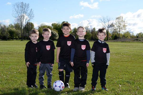 U6 Boys  Team 2