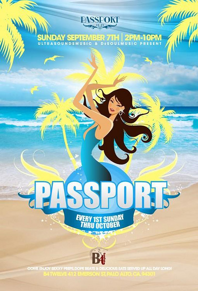 PASSPORT @ B4 Twelve 9.7.08
