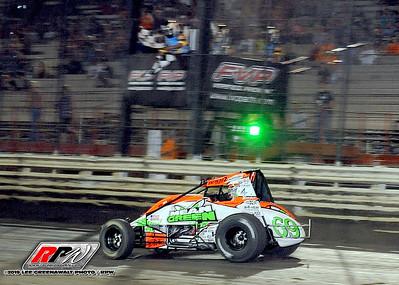 Knoxville Raceway - Corn Belt Nationals Night 2 - 7/6/19 - Lee Greenawalt