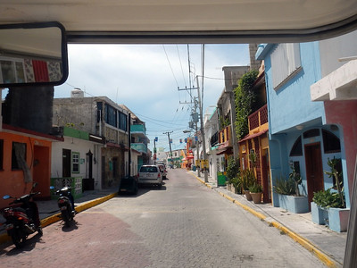 Trip to Isla Mujeres mexico