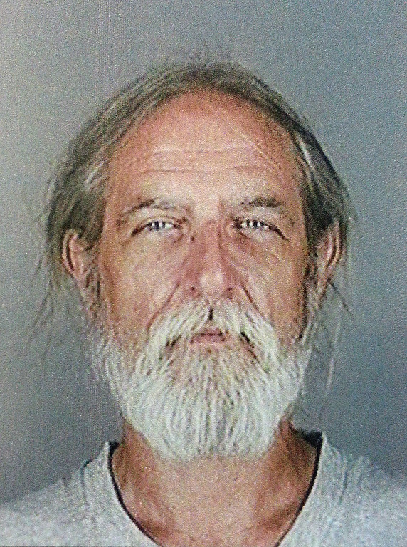 . This 2006 image provided by the Monroe County Sheriff\'s Department shows William H. Spengler Jr., 62, who served 17 years in prison for the 1980 slaying of Rose Spengler, 92, inside her home.  Authorities say Spengler set a house and car ablaze Monday, Dec. 24, 2012 in Webster, N.Y., and then opened fire, killing two firefighters and wounding two others. After exchanging gunfire with police, Spengler also killed himself.  (AP Photo/Monroe County Sheriff\'s Department )