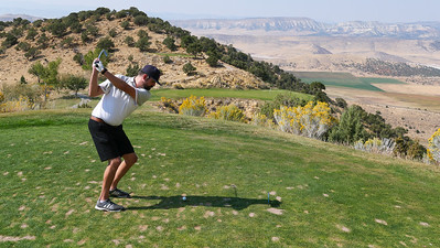 2020-10 All Day Golf at Palisade State Park
