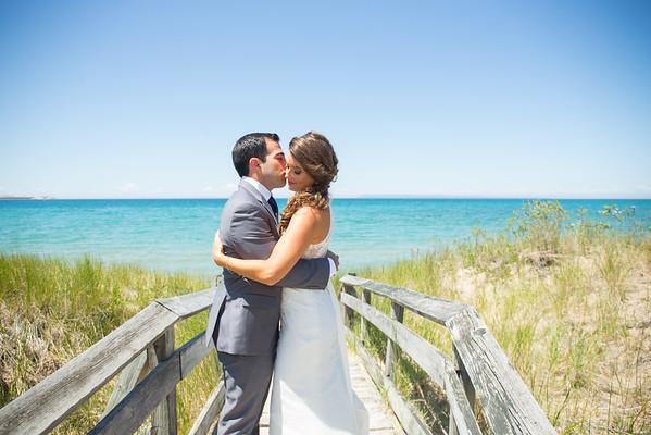 The Homestead Glen Arbor Wedding Photography