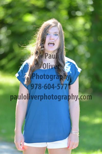 Samantha MacInnis Outdoor Portraits Summer 2013