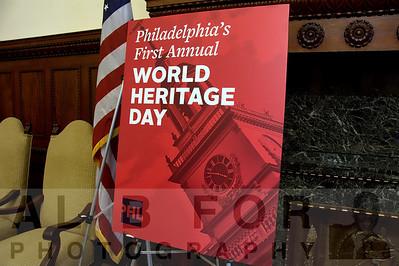 May 26, 2016 Global Philadelphia Flag Raising@City Hall