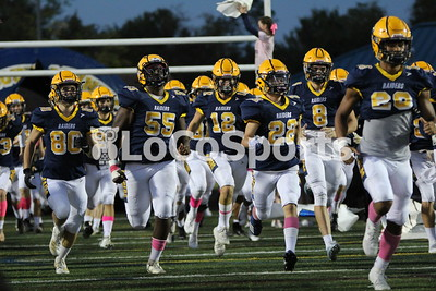 Football: Loudoun County 48, Independence 20 by Mike Ferrara on October 11, 2019
