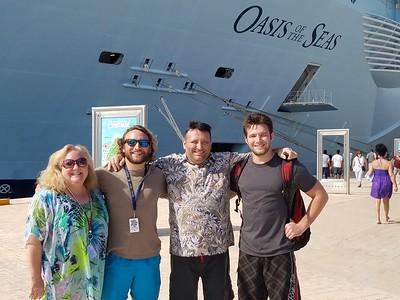Oasis of the Seas - 2017