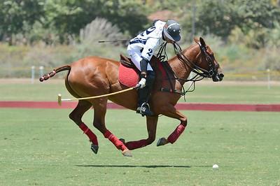 Horse polo at Rancho Santa Fe 2016