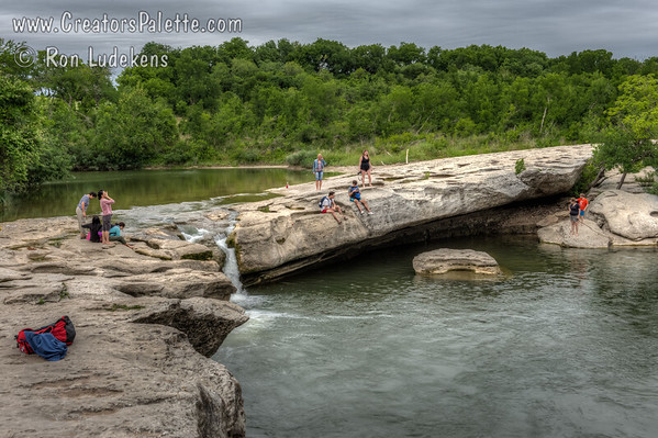 McKinney Falls State Park - Austin