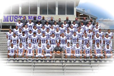 2013 Football Team Photos