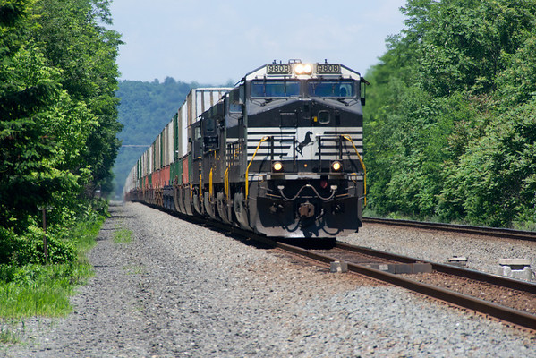 Railroads in PA and MD - June 2013