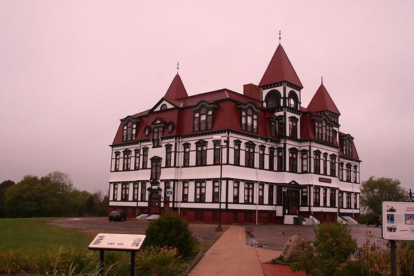 Day 3: Lunenburg, NS - 28 September 2007