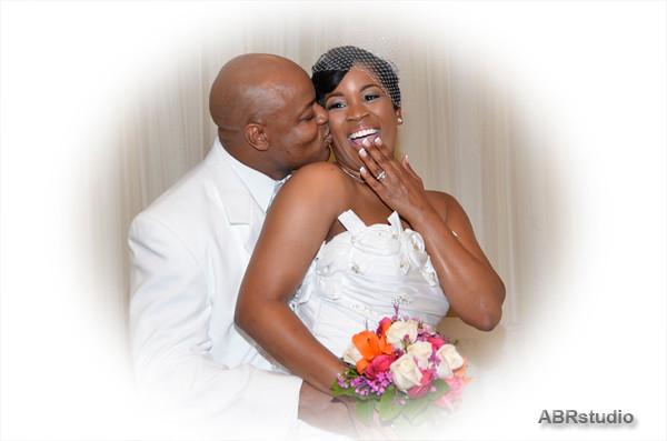 Ameena and Jimmie Wedding