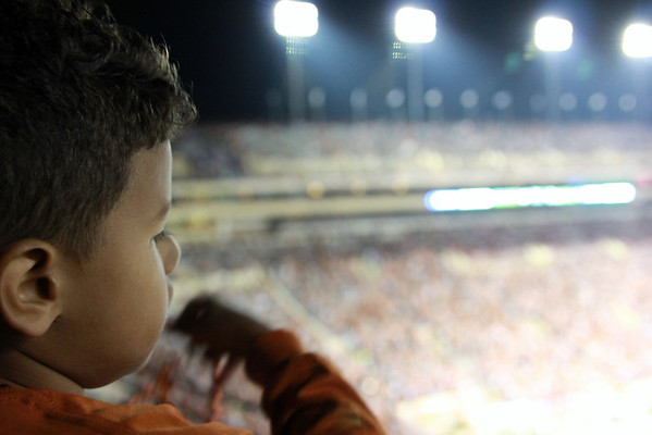 Texas Vs TCU 2012 Thanksgiving