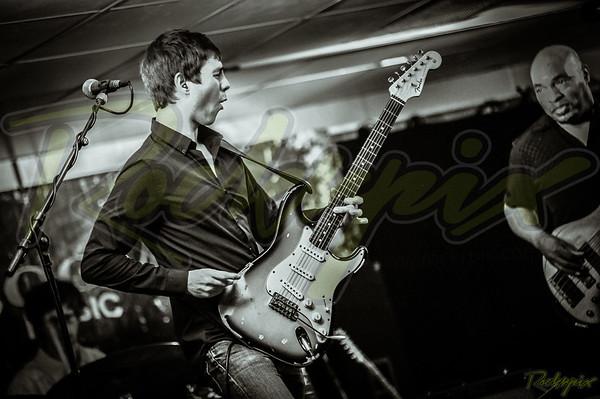 Laurence Jones - Blues Caravan Tour