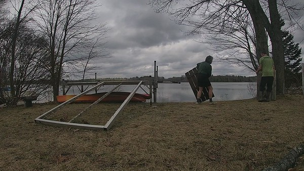 Dock Day 3-26-2021
