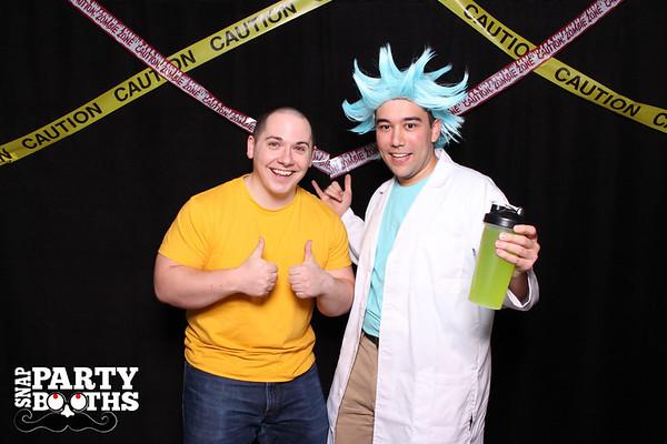 10-31-17 PRA Health Sciences Halloween Party