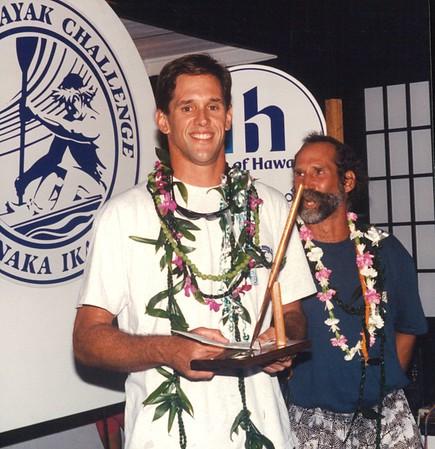 1996 Bankoh Molokai Kayak Challenge 5-19-1996