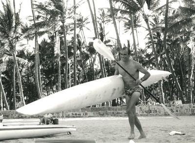 5th Annual OCC Ocean Triathlon 2-27-1988