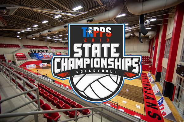 TAPPS Volleyball Championships 2019