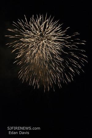 07/04/2018, Vineland 4th of July Fireworks