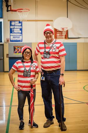 KWS Bear Road 2019-2020: Classroom Halloween Parties