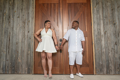 Anthony and Taborah - E-Session