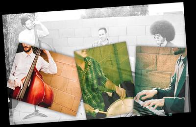 Garden Trio