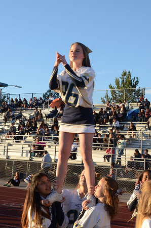 Frosh Cheer vs. Temecula Valley